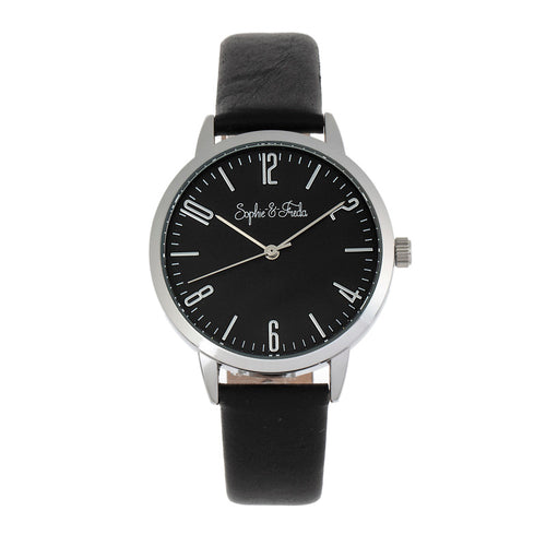 Sophie and Freda Vancouver Leather-Band Watch - SAFSF4901