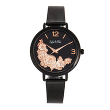 Load image into Gallery viewer, Sophie and Freda Lexington Bracelet Watch - Black - SAFSF5206