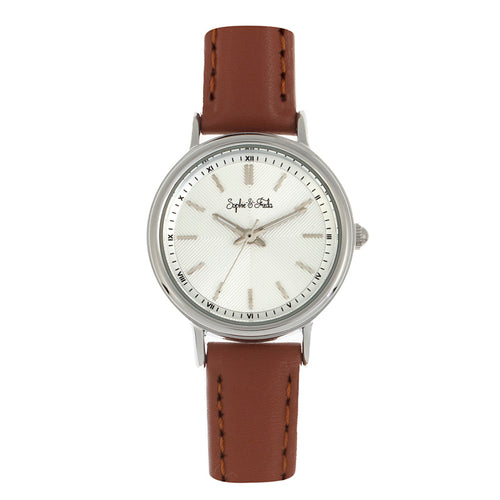 Sophie & Freda Berlin Leather-Band Watch - SAFSF4802
