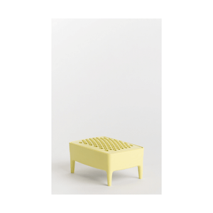 Recycled Plastic Bubble Buddy in Mellow Yellow