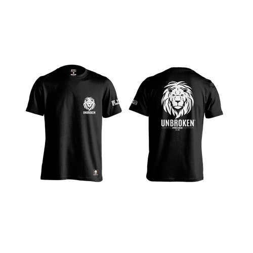 Unbroken Lion classic - Unbroken Sports Wear