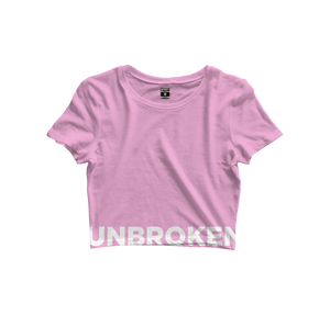 Pink Crop top unlimited