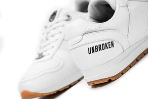 Tenis Unbroken Falcon blanco - Unbroken Sports Wear