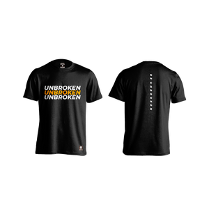 Camiseta Unbroken Saturn -Black