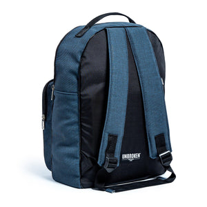 Morral Unbroken classic Blue - Unbroken Sports Wear