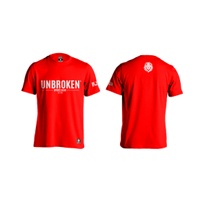 Unbroken Classic Red - Unbroken Sports Wear