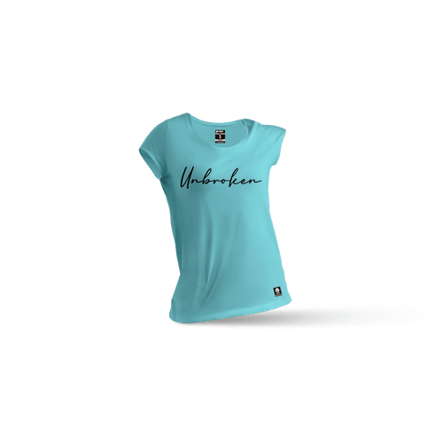 Camiseta Unbroken elegance women - Unbroken Sports Wear