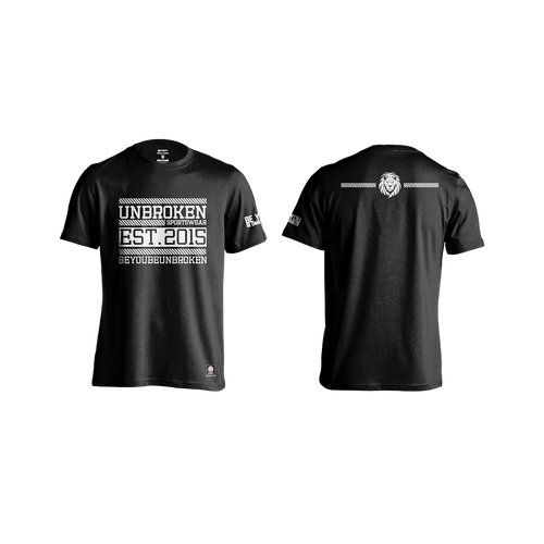 Unbroken Classic passion Black - Unbroken Sports Wear