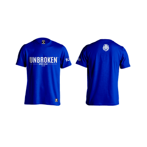 Unbroken Classic Blue - Unbroken Sports Wear