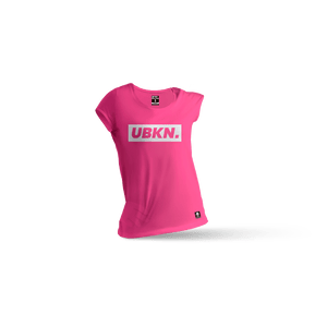 Camiseta topic Pink - Unbroken Sports Wear