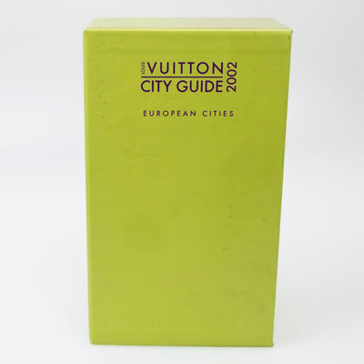 Louis Vuitton City Guide 2002 - in English