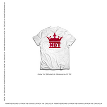 Load image into Gallery viewer, From The Ground Up Original White Tee