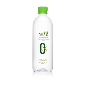 O8SIS HEMP WATER (24 Pack)