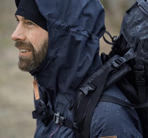 the difference between waterproof, water repellent and water resistant