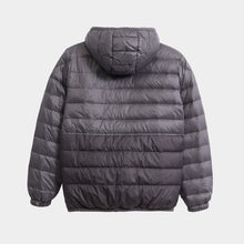 Load image into Gallery viewer, Seattle Men's Packable Down Jacket Hooded Lightweight Winter Puffer Coat Outerwear