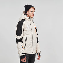 Load image into Gallery viewer, Mens Down Spyder Jackets White