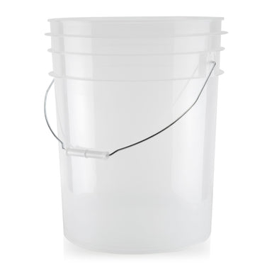 PB Clear Wash Bucket