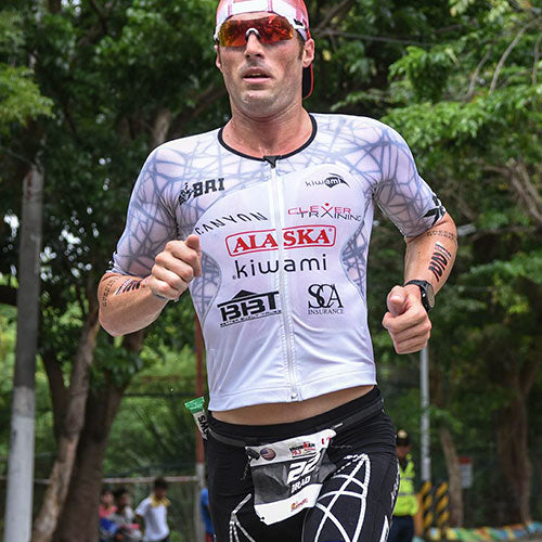 Kiwami Triathlon Brad Williams
