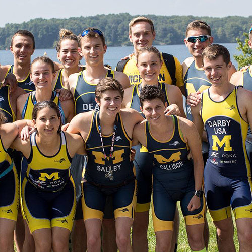Kiwami Triathlon Michigan University