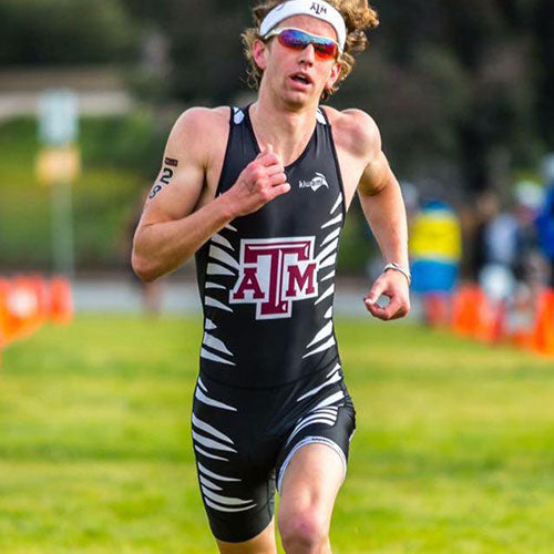 Kiwami Triathlon Texas AM University