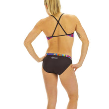 Load image into Gallery viewer, KIRI ABORIGINAL TWO-PIECE SWIMSUIT
