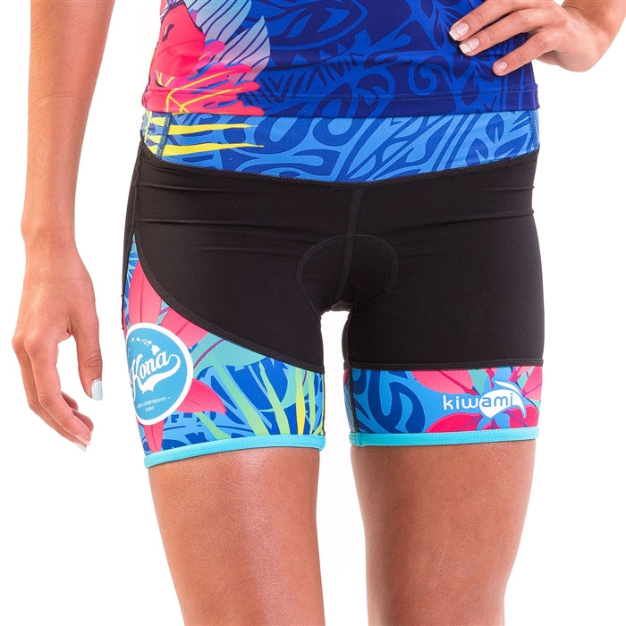 LIMITED EDITION - WOMEN'S KONA ALI'I TRI SHORTS
