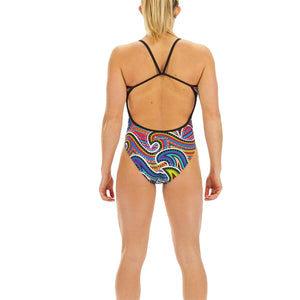 MOANA ABORIGINAL ONE-PIECE SWIMSUIT