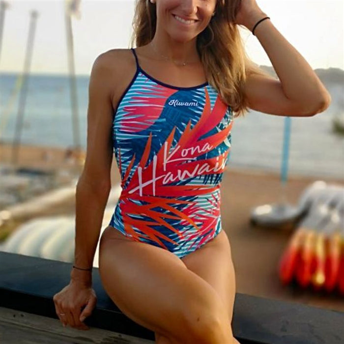 MOANA KONA HAWAII ONE-PIECE SWIMSUIT