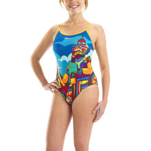 Load image into Gallery viewer, MOANA RAMA ONE-PIECE SWIMSUIT