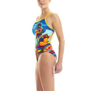 MOANA RAMA ONE-PIECE SWIMSUIT