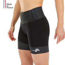 Load image into Gallery viewer, WOMEN'S TOKYO TRI SHORTS - BLACK
