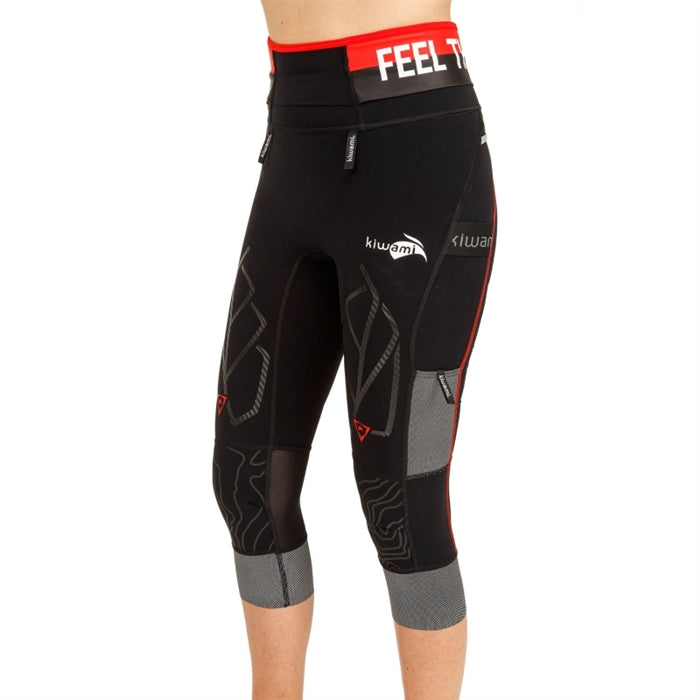 WOMEN'S EQUILIBRIUM TRAIL 3-4 TIGHTS