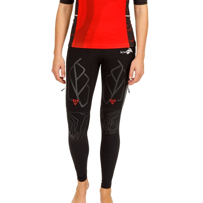 WOMEN'S EQUILIBRIUM TRAIL RUNNING TIGHTS