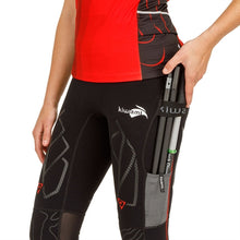 Load image into Gallery viewer, WOMEN'S EQUILIBRIUM TRAIL RUNNING TIGHTS