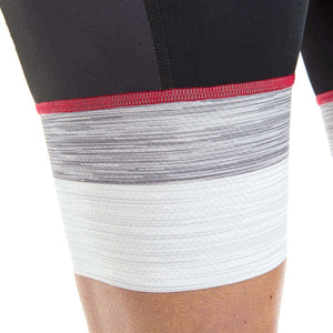 WOMEN'S AUBISQUE 3 CYCLING BIB SHORT