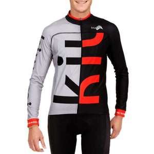 PEYRESOURDE CYCLING LONG SLEEVED JERSEY