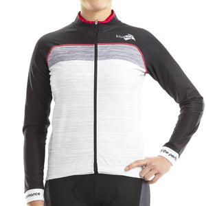 WOMEN'S PEYRESOURDE 3 CYCLING LONG SLEEVED JERSEY