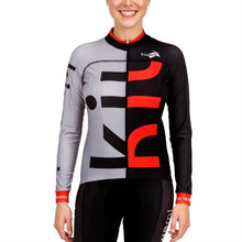 Load image into Gallery viewer, WOMEN'S PEYRESOURDE CYCLING LONG SLEEVED JERSEY