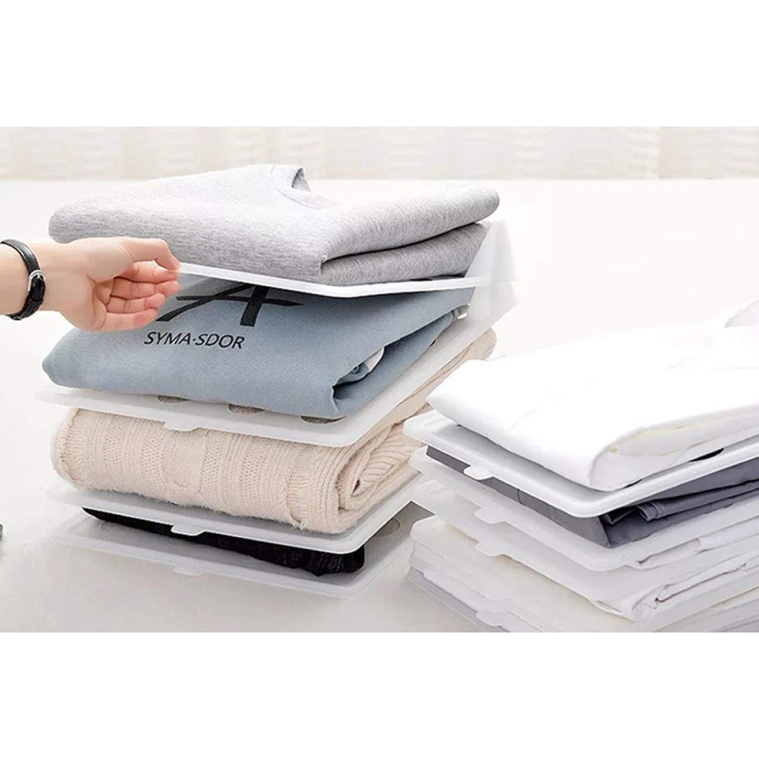 Shirt Organizer ( Pack of 6 )