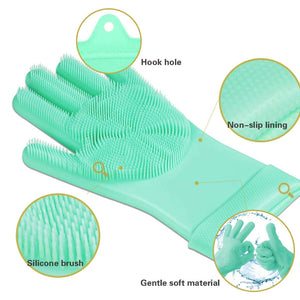 Silicone Dish Gloves