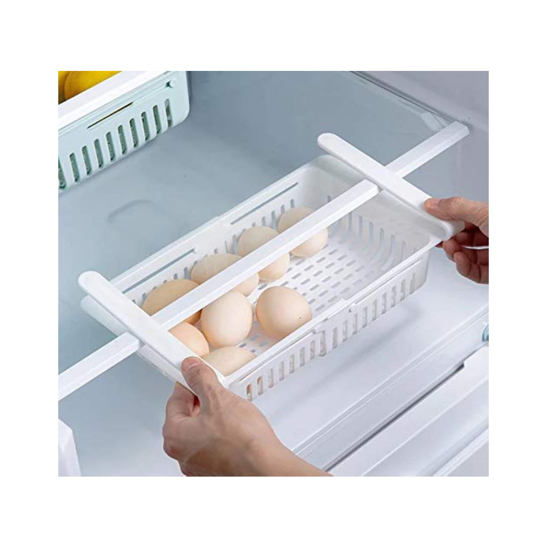 Fridge Storage Basket ( 4 Pieces )