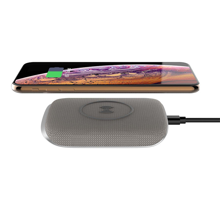 Metal Bottom Wireless Charging Pad LWC-F28