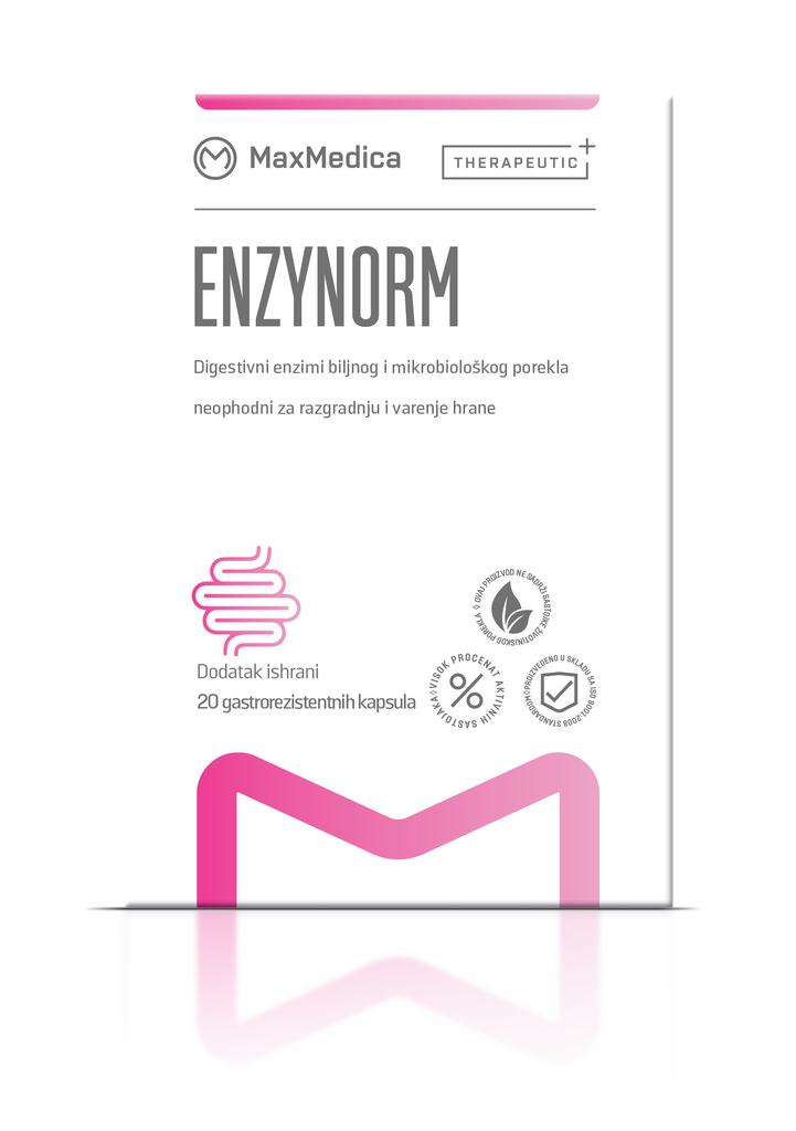 Enzynorm | Therapeutic | MaxMedica