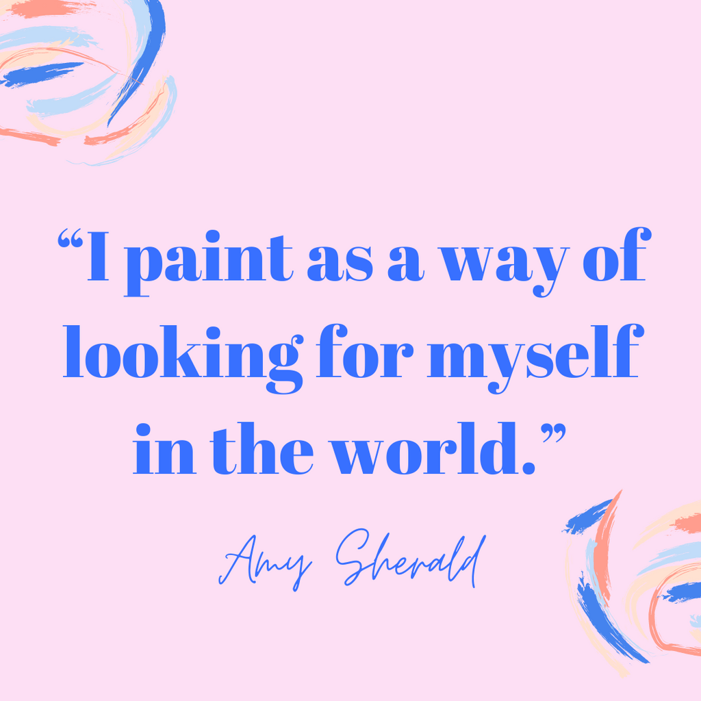 quote by Amy Sherald