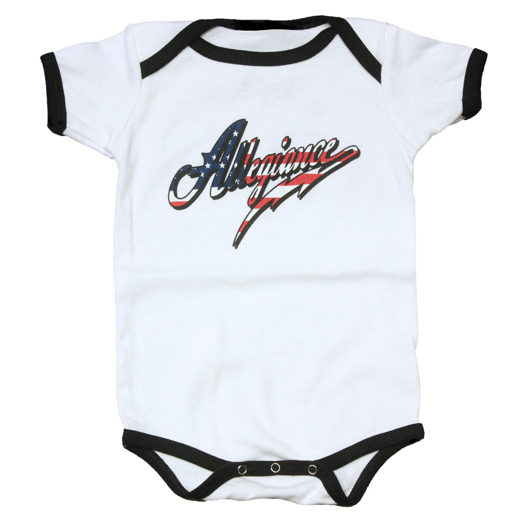 Classic Flag Onsie - Allegiance Clothing - 1