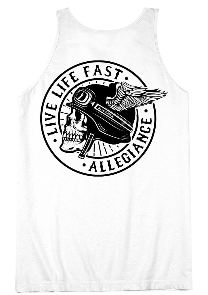 Alle. Winged Tank Top