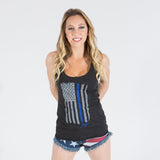 Back the Blue Women's Tank