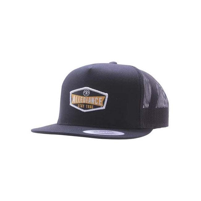 Captain Gold Trucker Hat