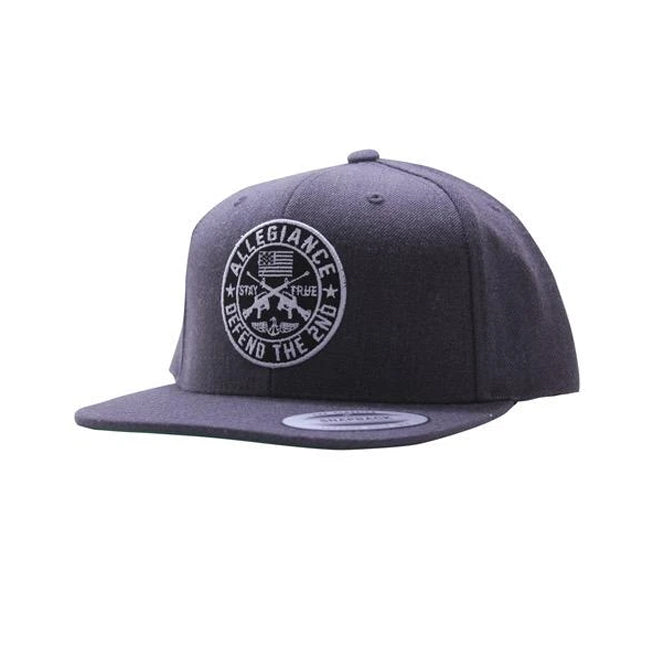 Defend The Second Snapback