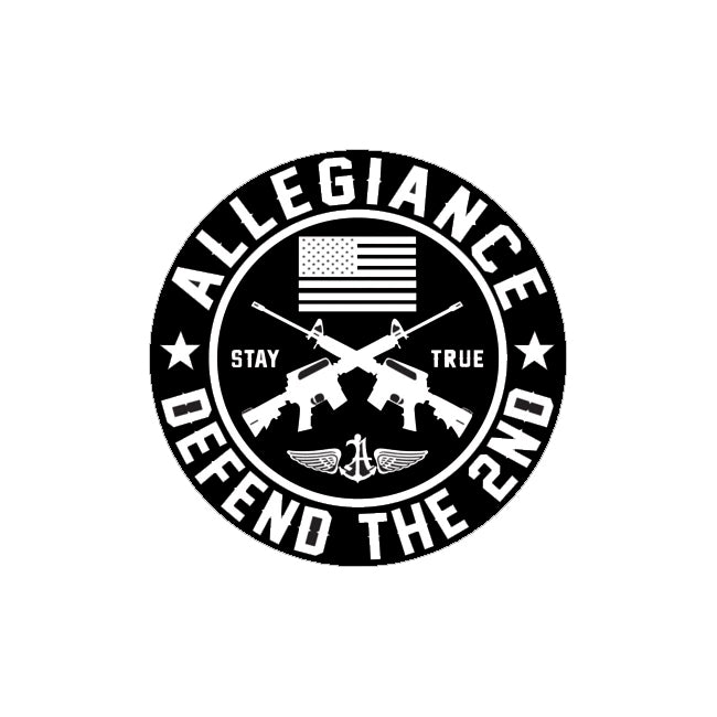 Defend the 2nd Sticker